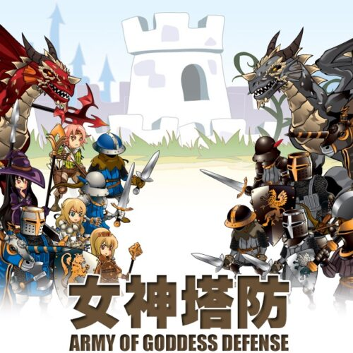 Army of Goddess Defense – Against Darkness