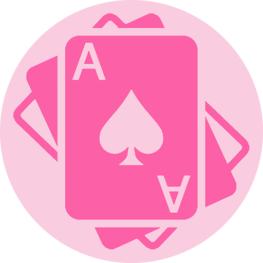 Pink Solitaire