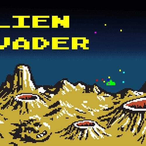 Alien Invader Escape