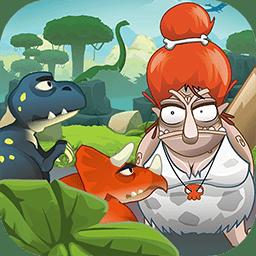Caveman Dash – Dino Hunter
