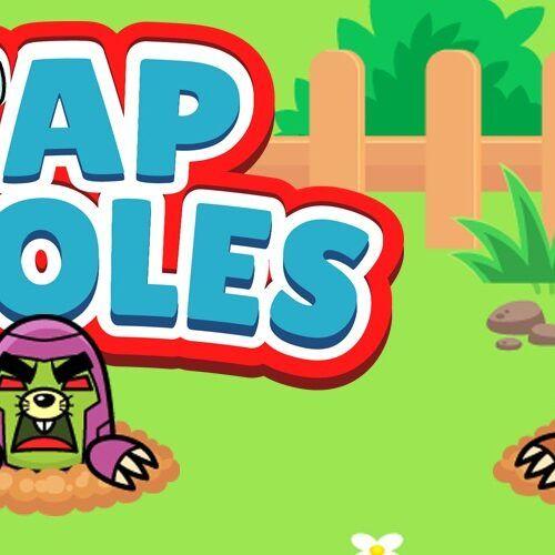 Amazing Mole Hole Tap!