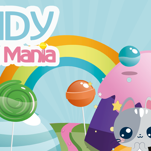 Candy Solitaire Mania – 100% Sweet